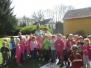 Jarní hry - kuličkování ve školce