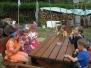 Návštěva v Provodíně-indiánská stezka