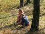 Pracovní výchova v lese
