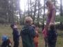 Třetí týden v lesní třídě